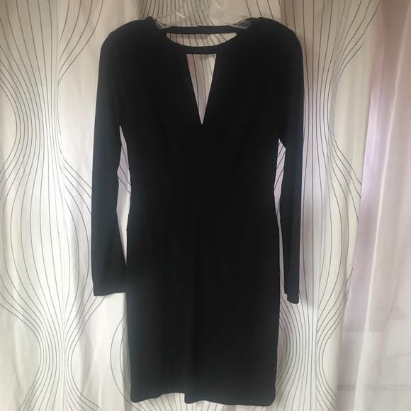 Bisou Bisou Dresses & Skirts - ❗️SOLD❗️Bisou Bisou Long-Sleeve Bodycon Dress 6
